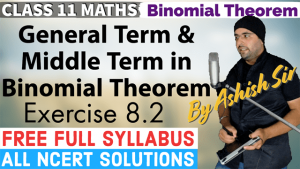 Binomial Theorem Lecture 3