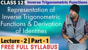 2. Inverse Trigonometric Functions 2