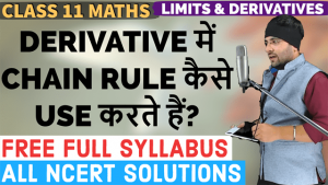 Limits and Derivatives Lecture 11