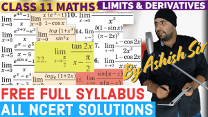 Limits and Derivatives Lecture 3