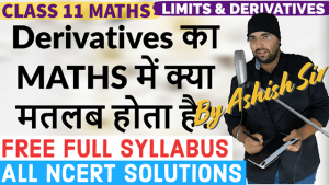 Limits and Derivatives Lecture 5