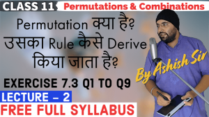 Permutations and Combinations Lecture 2