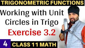 Trigonometric Functions Lecture 4