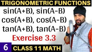 Trigonometric Functions Lecture 6
