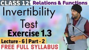 Relations and Functions Lecture 6 (Part 2)