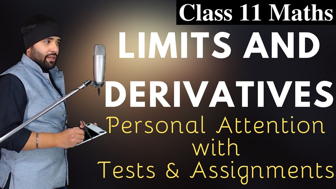 Limits and Derivatives Class 11 Maths