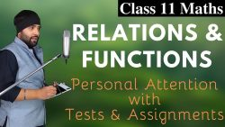 Relations and Functions Thumbnail PNG