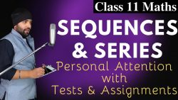 Sequences and Series Thumbnail PNG