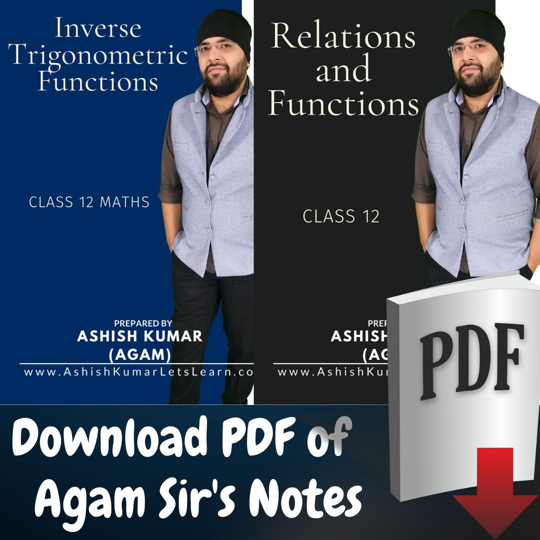 PDF of notes
