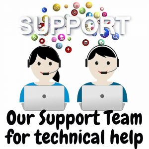 The support Team