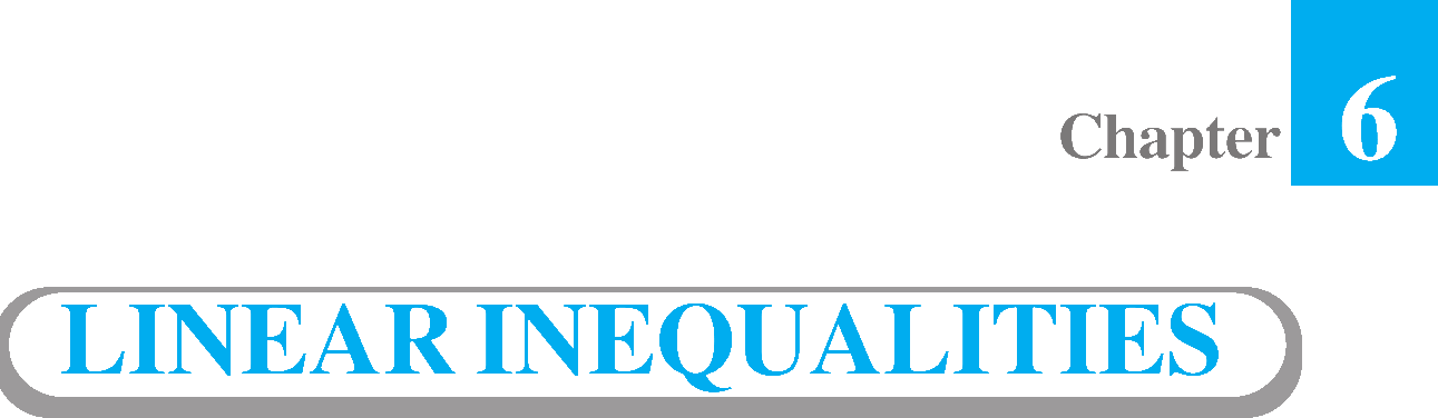 Class 11 Maths Linear Inequalities-min