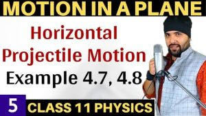 Class-11-Physics-Motion-in-a-Plane-Lecture-5