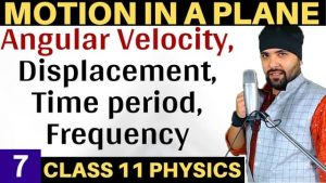 Class-11-Physics-Motion-in-a-Plane-Lecture-7